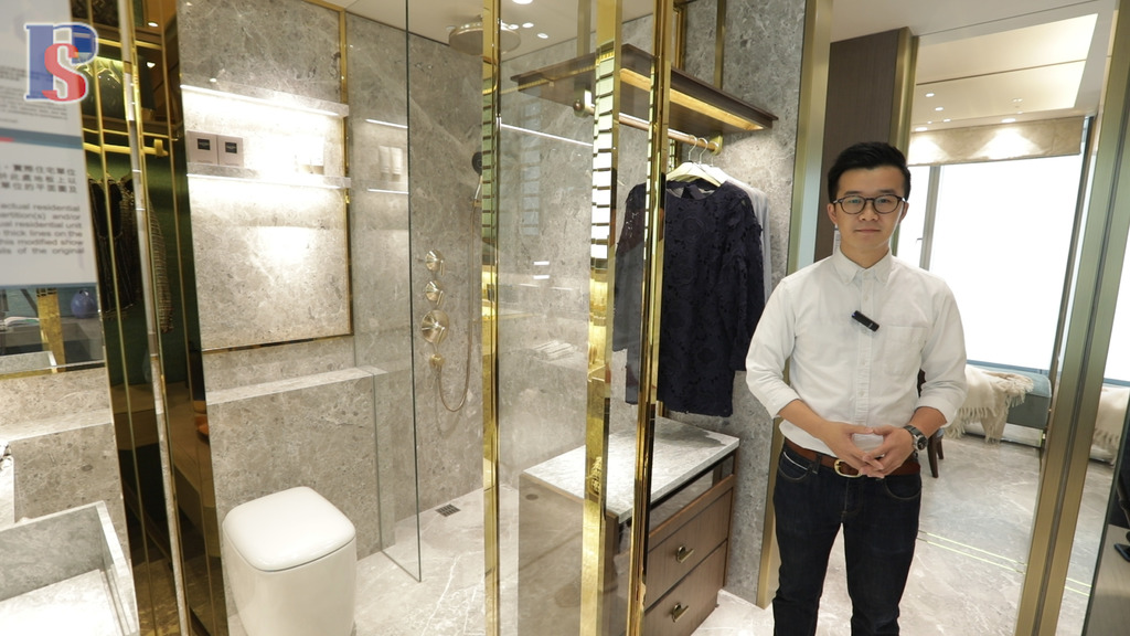 匯璽II 1509呎最大戶曝光 打造豪華寢室