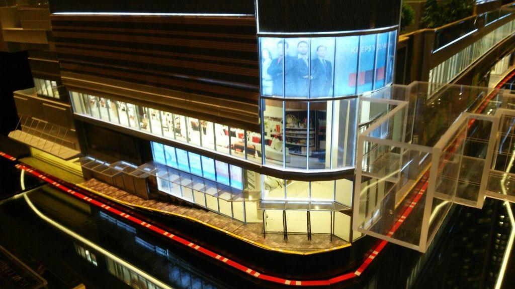 新地南昌站商場命名V Walk 大型超市fusion落戶