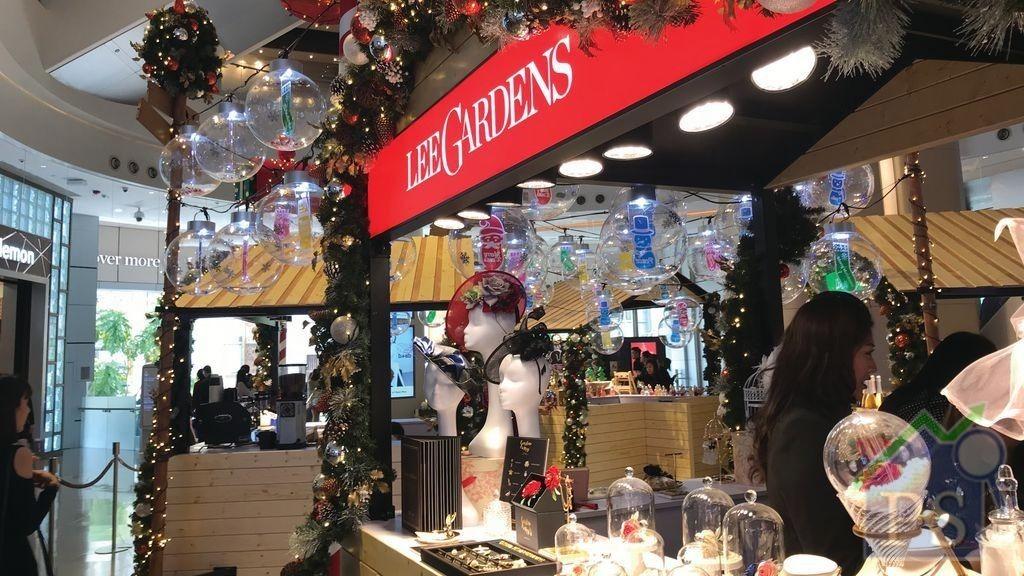 利園聖誕市集 美食手作品共冶一爐