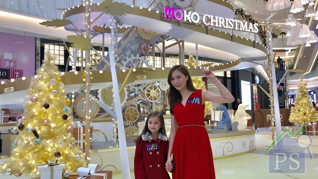 MOKO閃亮聖誕 聽音樂會兼DIY音樂盒