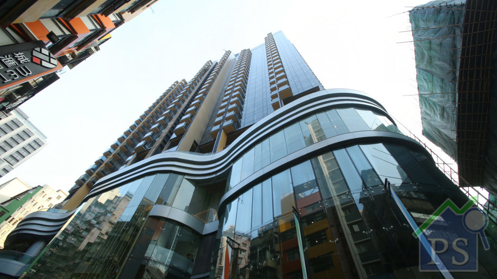 利奧坊‧曉岸逾百個租盤壓市 代理:稍為影響同類屋苑