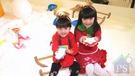 坐鹿車玩雪球 黃埔體驗白色聖誕