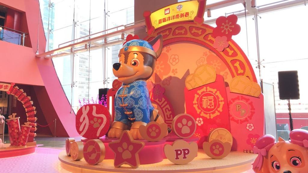 Megabox x PAW Patrol 喜氣洋洋慶新春
