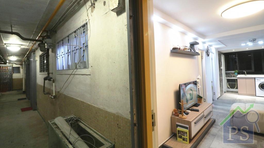 330呎新翠邨 3房零走廊攻略