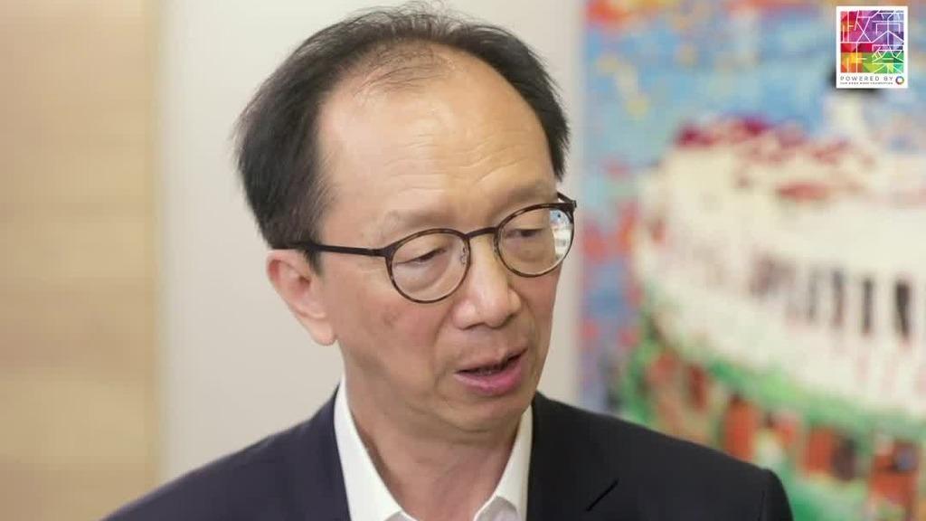 梁錦松:可利用填海地發展公屋