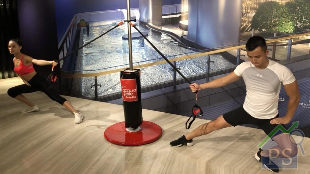 利奧坊‧凱岸最快本周開價 會所健身設備齊