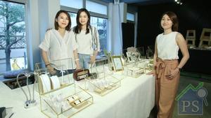 珠寶一定貴?80後女生創輕珠寶首飾品牌