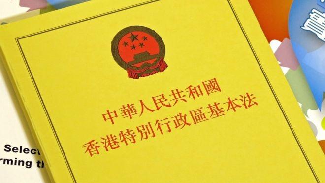 港大法律系 - basic law
