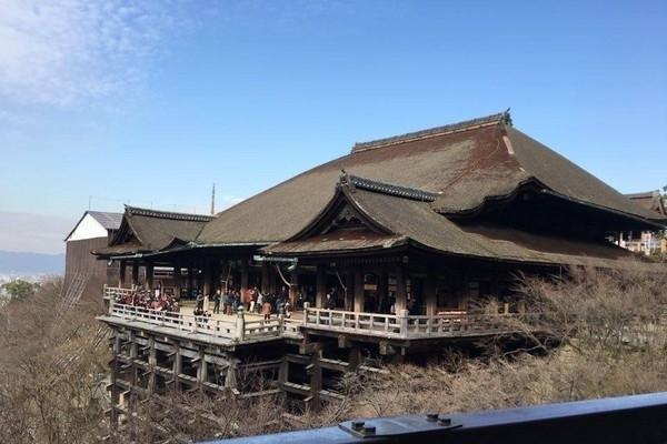 日本清水寺。