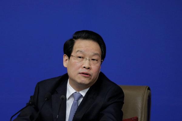 「金融老虎」中國保監會主席項俊波落馬,消息震撼市場。