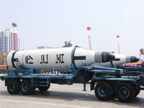 半島局勢持續緊張,外交部今天今天指,中國正在努力解決北韓問題。