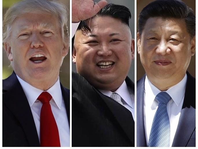 中美朝三國關係,會如何走?
