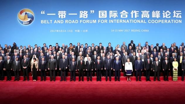 中國發起的「一帶一路」高峰論壇昨天落幕,中方高調宣傳「朋友圈」的擴大。