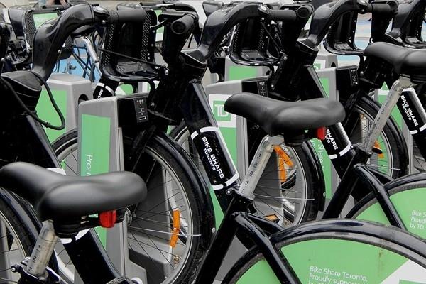 共享單車產業方興未艾。
