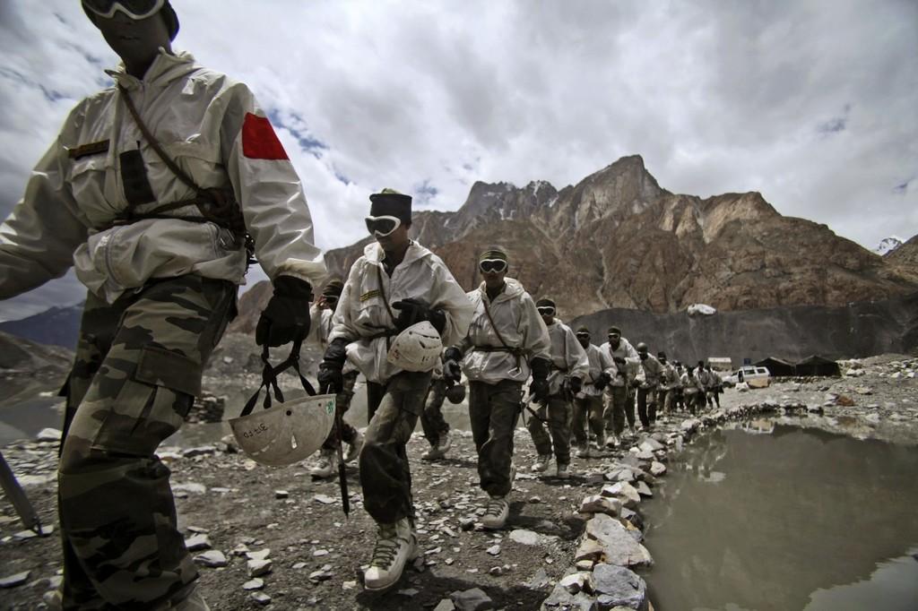 中印邊境對峙事件自6月發生以來,印度不斷向邊境增兵,已對中國構成絕對軍事優勢。