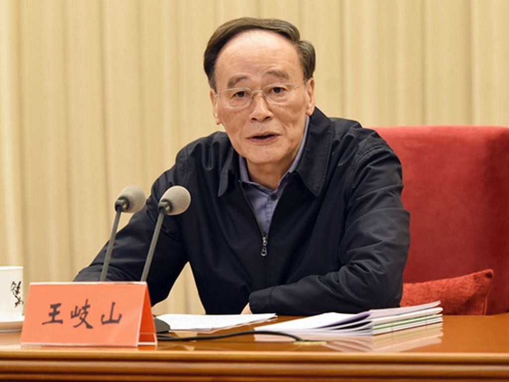 中紀委書記王岐山今天在《人民日報》發表文章說,強調全面從嚴治黨,是2012年中共十八大後的重大政治成就。