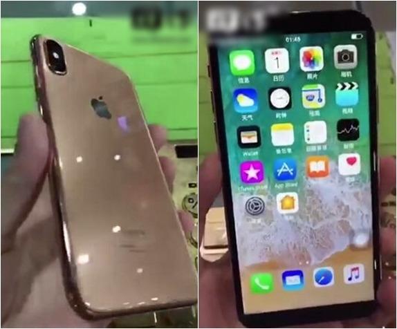 儘管iPhone 8今天凌晨才發布,但深圳華強北有店鋪已於近日率先推售山寨iPhone 8。