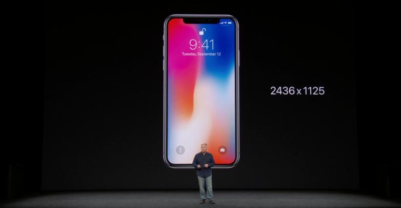 蘋果為紀念iPhone面世十周年推出的iPhone X,據稱產能較低,恐掀搶購熱潮。