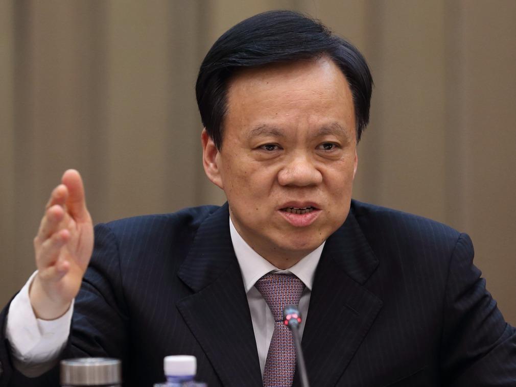 陳敏爾是「之江新軍」主要成員,他7月接替落馬的孫政才任重慶市委書記,似已鎖定中共中央政治局委員之位。
