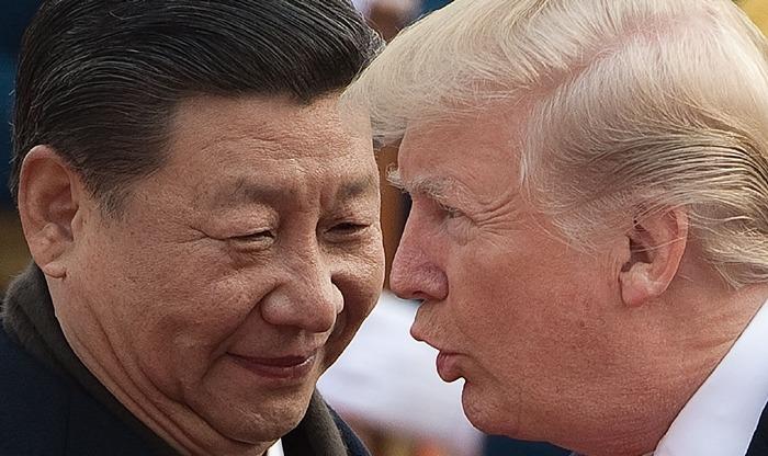 習特與中美,都進入「熱戀期」。