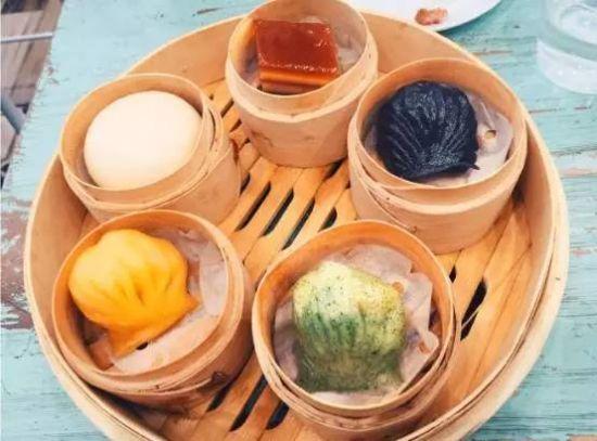 內地小清新茶餐廳一籠「小確幸」主打創新粵菜和點心。