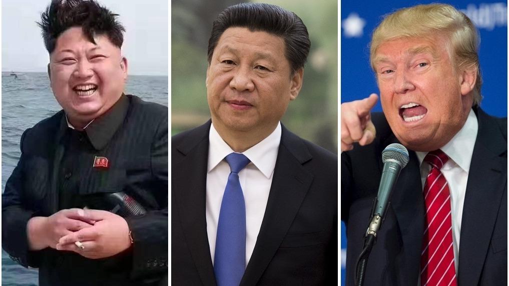 習近平、特朗普和金正恩,將如何操盤朝鮮半島局勢?