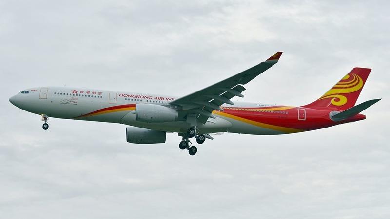 香港航空航機。(來源:Laurent ERRER)