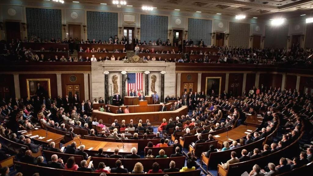 美國眾議院當地時間周二口頭表決,通過為美台高層互訪鬆綁的《台灣旅行法(Taiwan Travel Act)》,充許美台政府高層互訪。