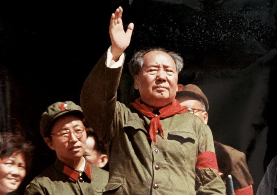 已故毛澤東。