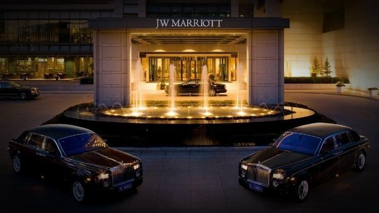 萬豪是全球最大酒店集團。