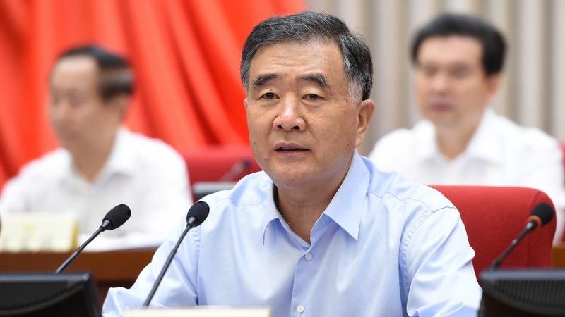 全國政協委員今天選出主席團名單,中共政治局常委汪洋當選主席團常務主席,這意味他將出任全國政協主席。
