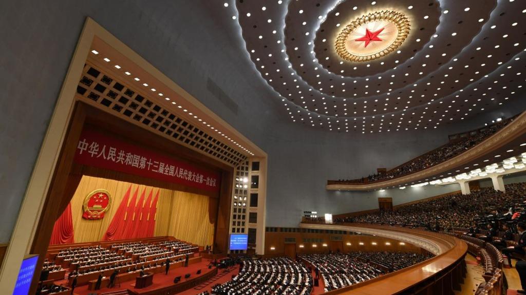 十三屆全國人大一次會議今天開幕,大會正式公布憲法修正草案內容。