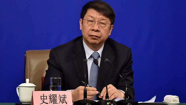 財政部副部長史耀斌表示,會按照國情合理設立房地產稅制度,全國人大、財政部和相關部門正起草完善房地產稅法律草案。