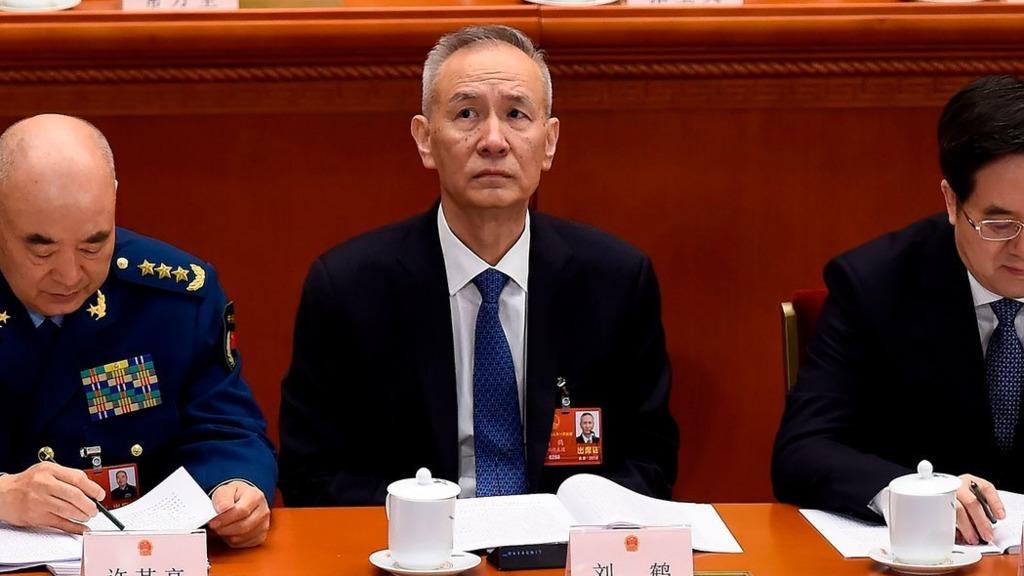 在黨媒《人民日報》解說機構改革政策的,意外不是國務院總舵手--總理李克強,而是中共總書記習近平首席智囊、被外媒稱「鶴叔(Uncle He)」的劉鶴。