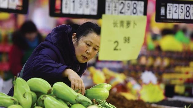 豆價上升,中國通脹勢加壓。