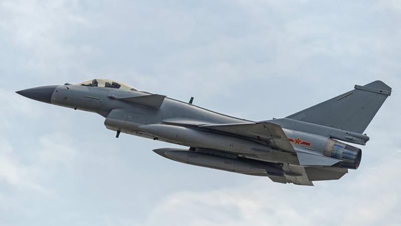 殲-10C今起擔負戰鬥值班任務。