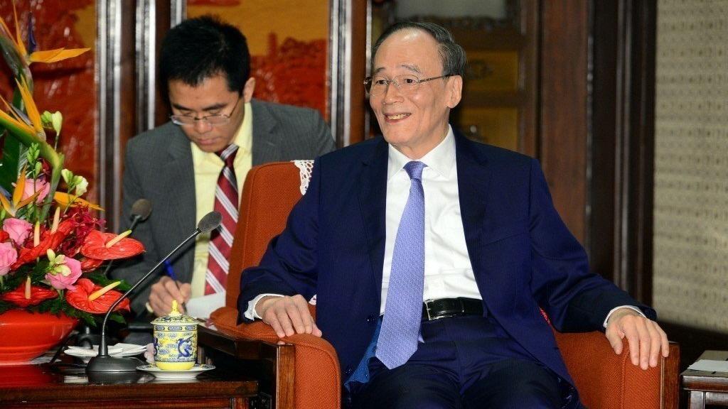 有外電分析,中國高官頻訪日是來自中國國家副主席王岐山的指令。