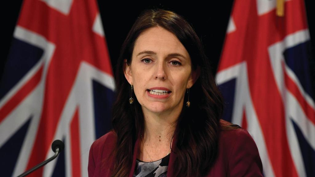 新西蘭總理阿德恩