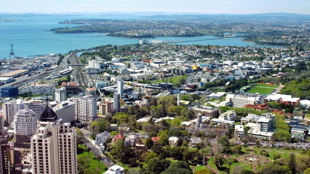 新西蘭最大城市奧克蘭
