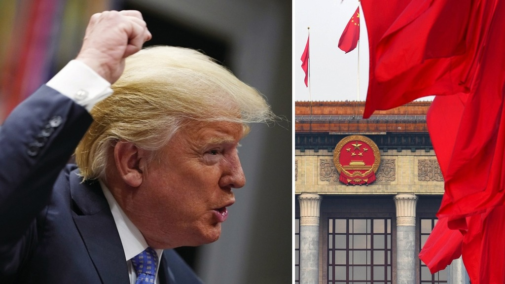 美國總統特朗普聲言拒絕跟中國進行貿易談判,這可能只是序幕!