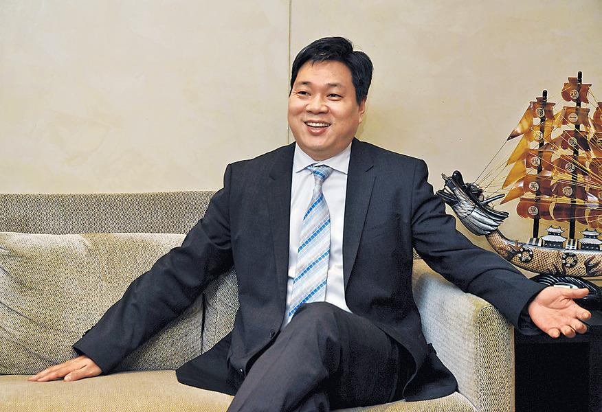 摩通中國首席經濟學家及中國股票策略主管朱海斌表示,貿戰對中國經濟的影響,將於今年底或明年初逐步反映出來。(資料圖片)