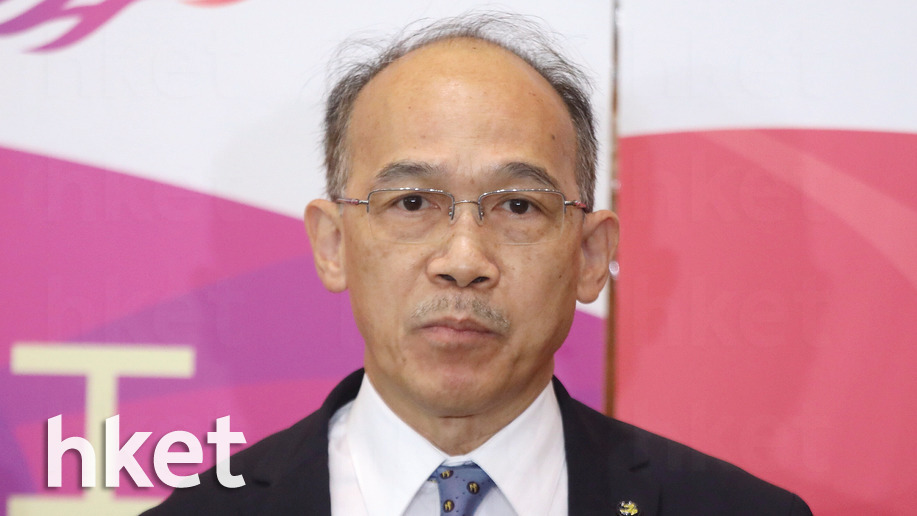 香港工業總會主席郭振華指,90天「休戰期」讓廠商可暫時喘息。(香港經濟日報資料圖片)