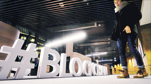 區塊鏈技術能夠簡化流程,做到實現實時交易與結算,提高資金流動性,從而建立有效競爭性市場,對金融界帶來巨大影響。(法新社資料圖片)