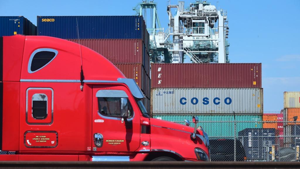 美国总统特朗普去年展开贸易战,向多国徵收关税