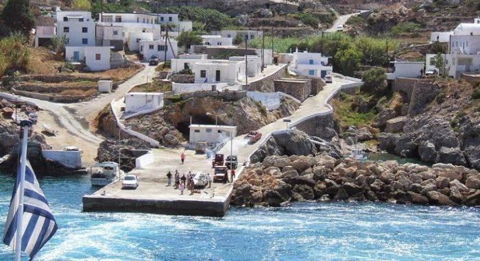 希臘安迪基西拉島(Antikythera)