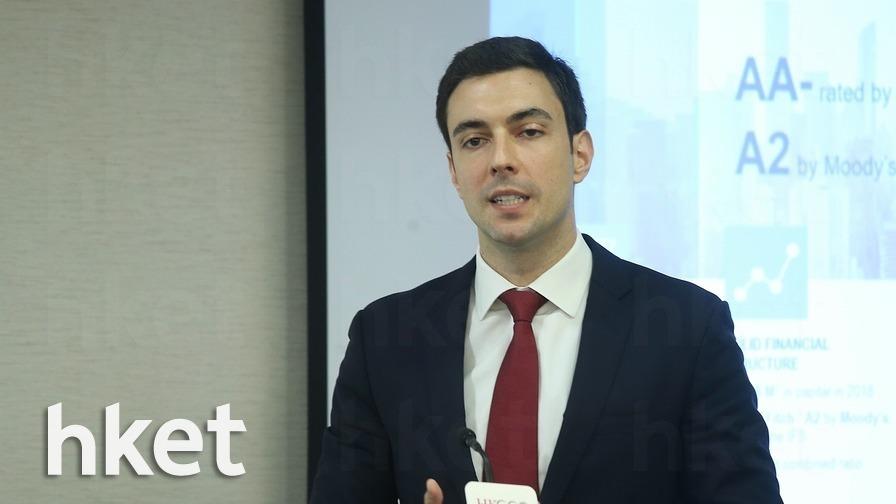 科法斯亞太地區經濟師Carlos Casanova表示,今年對亞太地區企業而言將會更具挑戰。(香港經濟日報資料圖片)