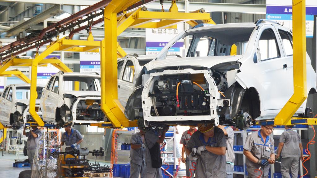 不少企業把工廠從中國搬到成本更低的東南亞地區