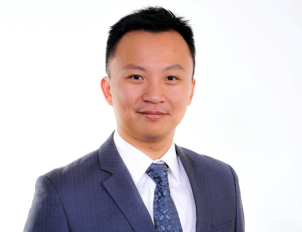 天旭科技投資集團聯合創辦人楊全盛。